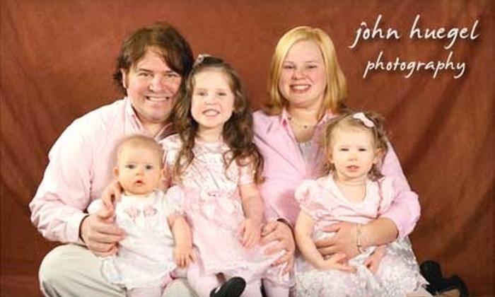 John Huegel Photography - Harborcreek: $79 for a One-Hour Photo Session and Prints at John Huegel Photography ($170 Value)
