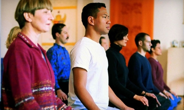 Shambhala Meditation Centre - Mississauga: $35 for One Meditation in Everyday Life Course at Shambhala Meditation Centre in Mississauga ($75 Value)