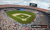 Florida Marlins - Miami Gardens: One Ticket to a Florida Marlins Game. Three Games and Three Seating Options Available.