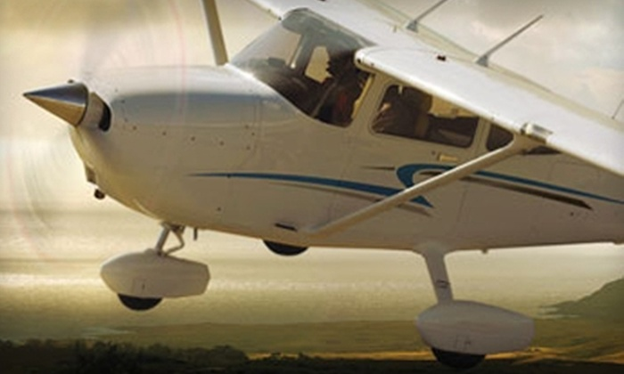 Ocean Aviation - Ocean City: $85 for a 30-Minute Aerial Tour of Ocean City from Ocean Aviation ($169.95 Value)