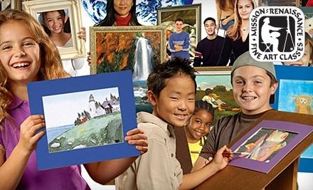 Mission: Renaissance: 4 Kids' Art Classes - Mission: Renaissance in Simi Valley