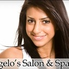 54% Off Haircut and Pedicure at Angelo's
