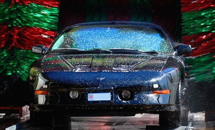 5 Automatic Ultimate Car Washes (a $55 value) - The Polished Image in Sandy