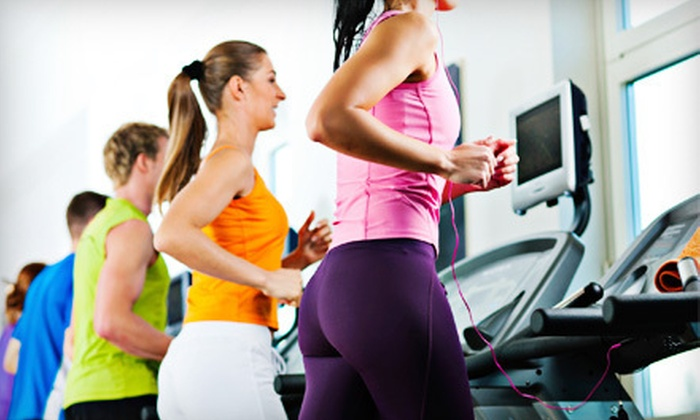 Odyssey Health & Fitness Centre - Burnside: 30 Drop-In Visits or Two-Month Unlimited Membership at Odyssey Health & Fitness Centre (Up to 93% Off)