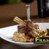 Half Off at Frankie's Italian Kitchen & Bar