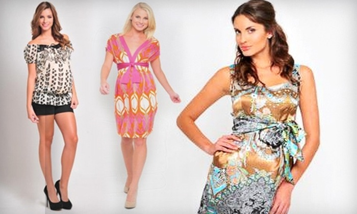 Nine Maternity - Multiple Locations: $25 for $50 Worth of Apparel at Nine Maternity