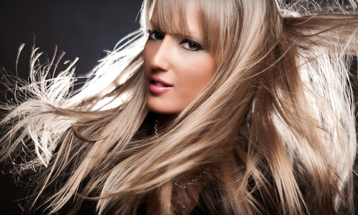 La Dolce Salon & Spa - Carmel: $65 for a Haircare Package at La Dolce Salon & Spa in Carmel (Up to $150 Value)