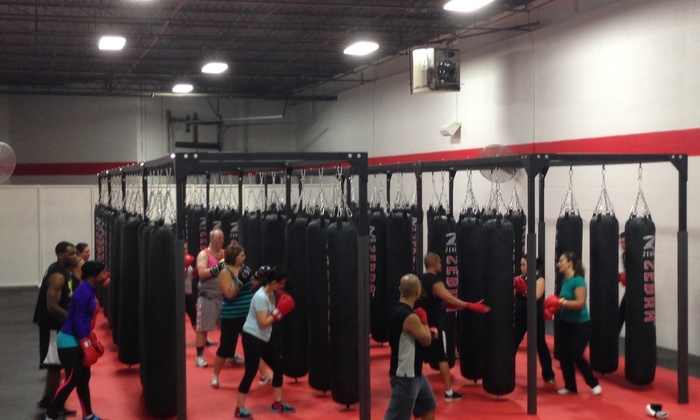 B-Fit Boxing - Concord: Up to 75% Off Boxing Classes & Month Unlimited at B-Fit Boxing