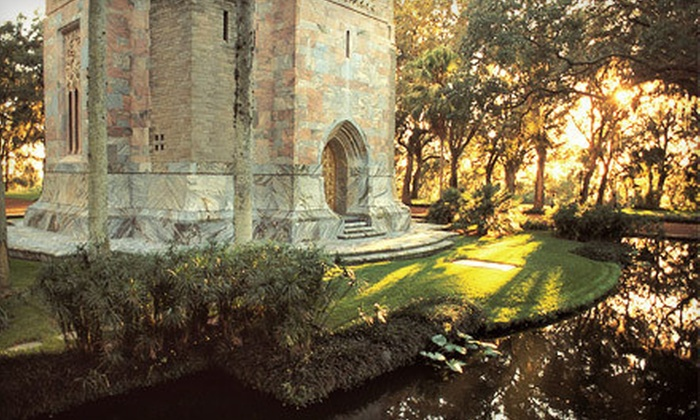 """Bok Tower Gardens - Mountain Lake: $22 for """"The Private Lives of Plants"""" Outing for Two at Bok Tower Gardens in Lake Wales ($44 Value). Three Dates Available."""