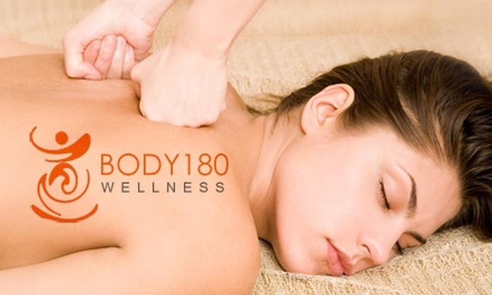 BODY180  - Cleveland Heights: $40 for a One-Hour Massage at BODY180 Wellness