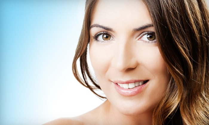 Exhale in beauty Spa - Wesley Chapel: $45 for Microdermabrasion and a Microcurrent Skin-Toning Treatment at Exhale in Beauty Spa in Wesley Chapel ($100 Value)