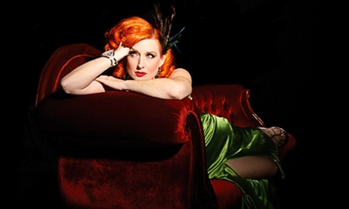 Through the Looking Glass Studio - Dallas: Private Pinup Session or Pinup Photo Party at Through the Looking Glass Studio