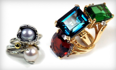 $50 Groupon - Joseph Keith Jewelry Boutique in Houston