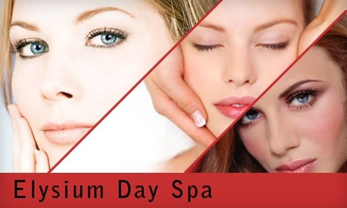 Elysium Day Spa - Nashville-Davidson metropolitan government (balance): $32 Facial and Bare Escentuals Makeup Application at Elysium Day Spa (Up to $85 Value)