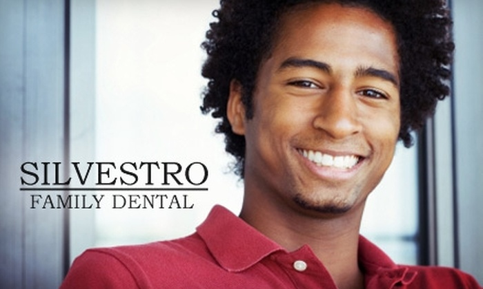 Silvestro Family Dental - Middleburg Heights: $179 for Zoom Teeth Whitening ($449 Value) or $99 for a Week's Worth of Take-Home Teeth Whitening ($249 Value) at Silvestro Family Dental