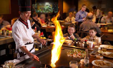 $50 Groupon to Nagoya Japanese Steakhouse & Sushi - Nagoya Japanese Steakhouse & Sushi in Port Clinton