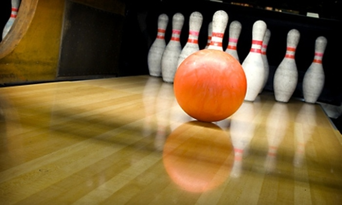Bowlerama - New Castle: $20 for Two Hours of Unlimited Bowling and Up to Four Shoe Rentals at Bowlerama in New Castle (Up to $53 Value)