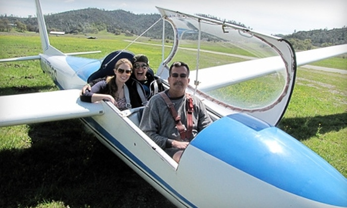 Crazy Creek Air Adventures - Middletown: $103 for a Two-Person Glider Plane Ride from Crazy Creek Air Adventures in Middletown ($189 Value)