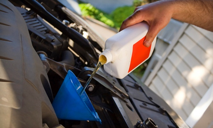 Super-Lube - Multiple Locations: $23 for a Full-Service Oil Change and Gas Treatment at Super-Lube (Up to $46 Value).