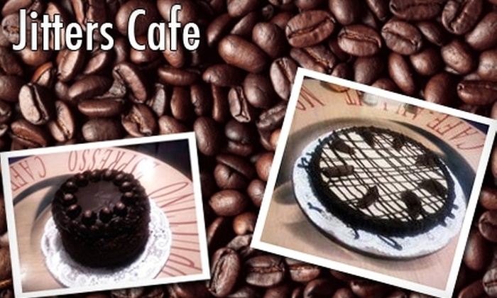 Jitters Cafe - Milton: $5 for $10 Worth of Healthy Cafe Fare and Gourmet Coffee at Jitters Cafe