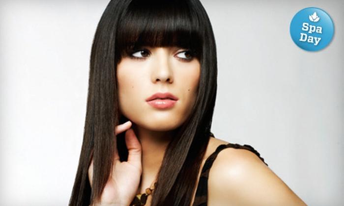 Fantastic Sams - Multiple Locations: Adult Haircut or Salon Services at Fantastic Sams. Nine Locations Available.