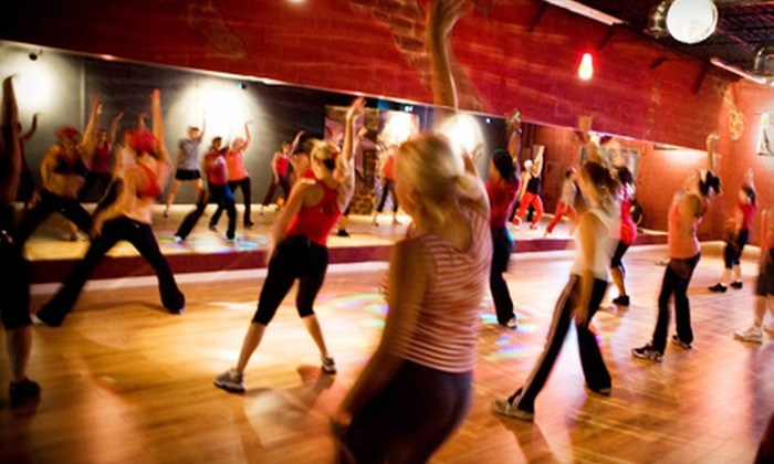 Dance Trance Birmingham - Hoover: $30 for Five Dance-Fitness Classes at Dance Trance Birmingham in Hoover (Up to $75 Value)