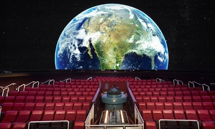 Mayborn Planetarium and Space Theater - Killeen: $2 for One Weekday Matinee Ticket  ($4 Value) or $11 for Four Weekend Tickets (Up to $24 Value) to Mayborn Planetarium and Space Theater in Killeen