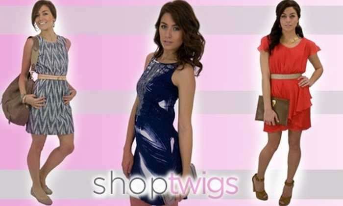 Twigs - Vilas: $30 for $60 Worth of Apparel, Accessories, and More at Twigs