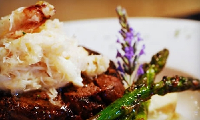 HG Bistro - Puyallup: $12 for $25 Worth of Bistro Fare at HG Bistro in Puyallup