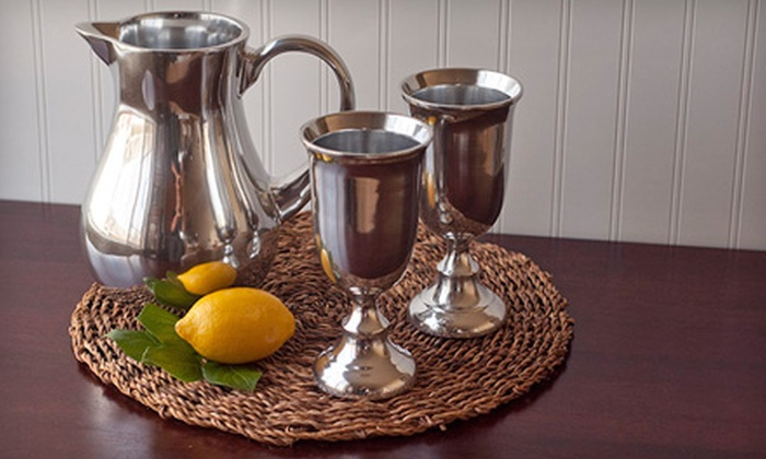 Old Town Imports: $25 for $50 Worth of Dinnerware and Gifts from Old Town Imports