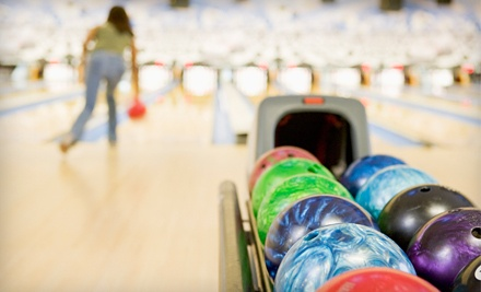 $20 Groupon to City Limits Bowling Center and Sports Grill - City Limits Bowling Center and Sports Grill in Mason