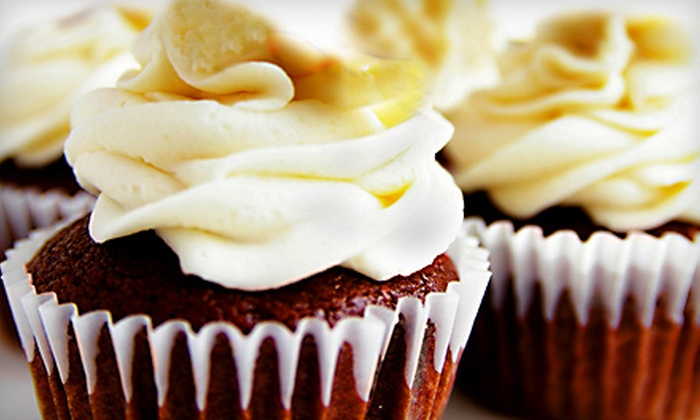 Marco's  Patisserie - Palo Verde: $10 for a Half-Dozen Gourmet Cupcakes at Marco's Patisserie ($20 Value)