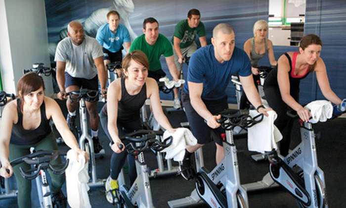 Asphalt Green - Upper East Side: 5, 10, or 20 Spin Classes at Asphalt Green (Up to 66% Off)