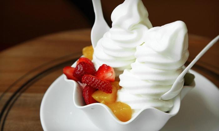 YoFruitty - Ballantyne East: Frozen Yogurt at YoFruitty (Half Off). Two Options Available.