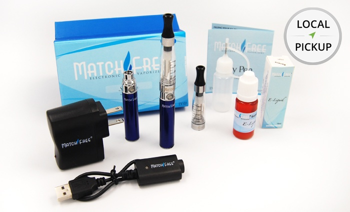 Match-Free Electronic Vaporizers - Belmont Heights: Sly Pen Electronic Cigarette Small Kit. Pick Up in Store at Match-Free.