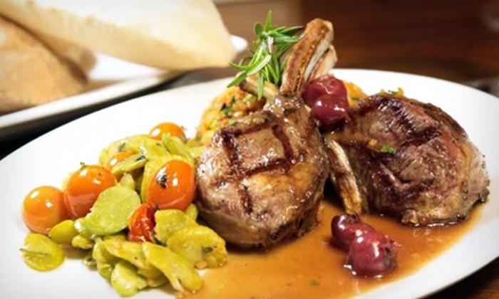 Lebanese Taverna - Bethesda: $15 Worth of Traditional Lebanese Fare