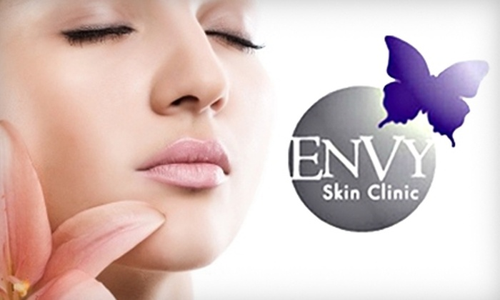 Envy Skin Clinic - Multiple Locations: $99 for One Photo Skin Rejuvenation Treatment at Envy Skin Clinic ($600 Value)