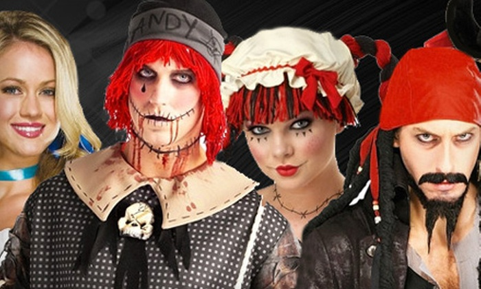 Party & Gifts 4 U: $12 for $25 Toward Halloween Costumes and Accessories from Party & Gifts 4U