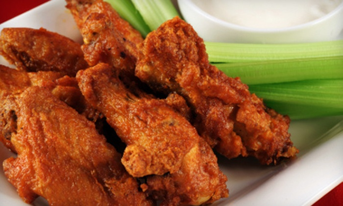 Wings To Go - Randallstown: $6 for $12 Worth of Chicken Wings at Wings To Go in Randallstown