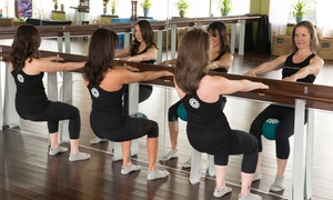 Barre Cleveland Inc.: Two Weeks or One Month of Unlimited Barre Fitness Classes at Barre Cleveland Inc. (Up to 69% Off)