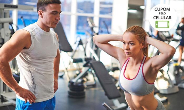 Closer Fitness - Asa Norte: 1 ou 3 meses de personal (2, 3 ou 4 vezes por semana)