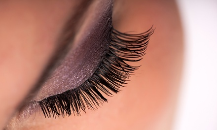 Eyelash Lift and Tint for One Person ($59) or Two People ($118) at Touch of Genius Beauty Salon (Up to $190 Value)