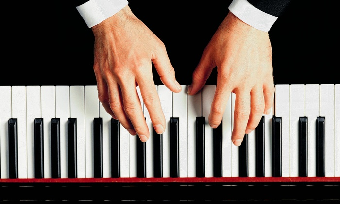 Cadenza Music - City Centre: Four Private Beginner Piano Lessons or Introductory Music Theory Lessons at Cadenza Music (Half Off)