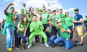 ShamrockFest: ShamrockFest 2015 at RFK Stadium on Saturday, March 21 (Up to 31% Off)