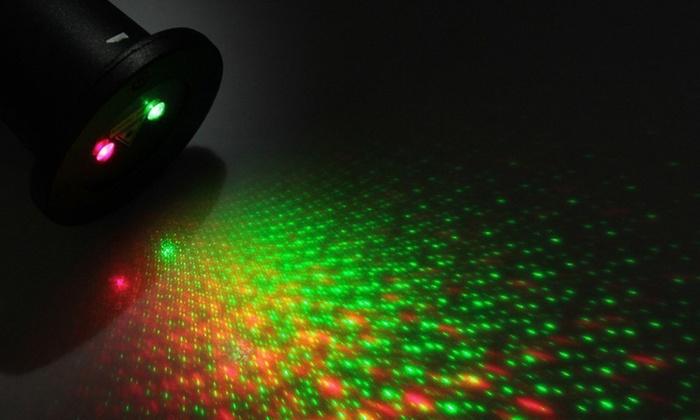 Illuminazione laser decorativa groupon goods