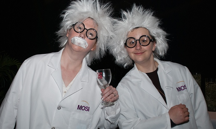 MOSI - Temple Terrace: $45 for Einstein on Food and Wine Event on Saturday, January 17 at MOSI ($85 Value)