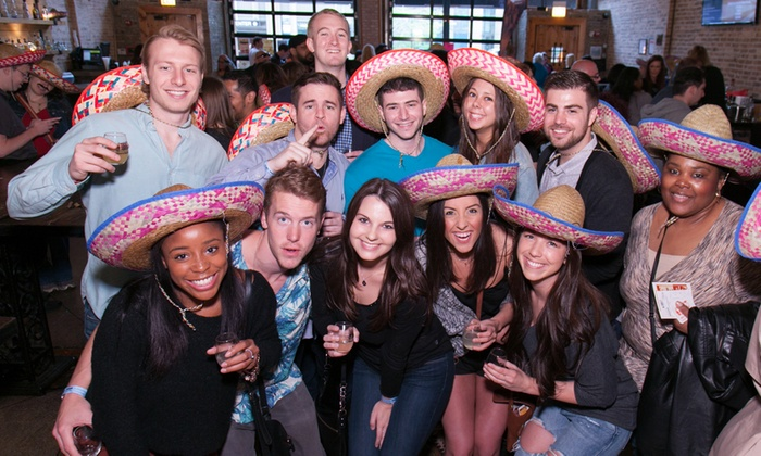 Players Sport & Social Group - Blackfinn Ameripub: Tequila, Sangria & Margarita Tasting for One or Two on Saturday, April 30 (Up to 45% Off)