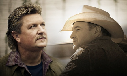 Joe Diffie and Mark Chesnutt at Hard Rock Rocksino on Saturday, November 15 (Up to 51% Off)