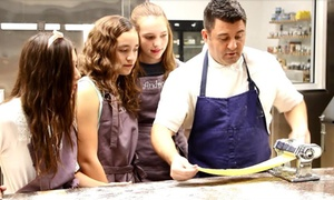 Artisanal Foods: One Gourmet Cooking Class with Dinner for One or Two People at Artisanal Foods (Up to 48% Off)
