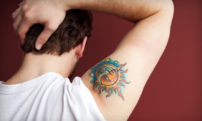 LaserTouch Aesthetics Westchester County, NY - Laser Touch Aesthetics: Three Tattoo-Removal Treatments for Area Up to 1, 3, or 5 Square Inches at LaserTouch Aesthetics (67% Off)